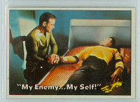 1976 Star Trek 31 My Enemy Excellent to Mint