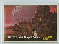 1976 Star Trek 52 Rigel Seven Excellent to Mint