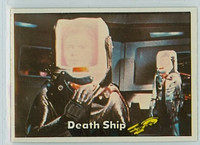 1976 Star Trek 66 Death Ship Near-Mint to Mint