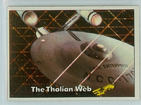 1976 Star Trek 67 Tholian Web Excellent