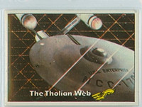 1976 Star Trek 67 Tholian Web Excellent to Mint