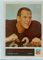 1965 Philadelphia 27 Bob Wetoska Chicago Bears Excellent to Mint