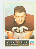 1965 Philadelphia 32 Gary Collins Cleveland Browns Excellent to Excellent Plus