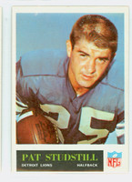 1965 Philadelphia 67 Pat Studstill Detroit Lions Excellent to Excellent Plus