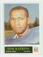 1965 Philadelphia 69 Tom Watkins Detroit Lions Excellent