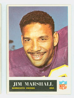 1965 Philadelphia 107 Jim Marshall Minnesota Vikings Excellent