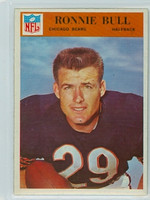 1966 Philadelphia 30 Ron Bull Chicago Bears Excellent to Mint