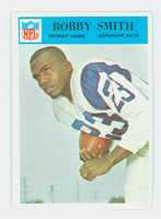 1966 Philadelphia 73 Bobby Smith Detroit Lions Excellent