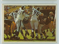 1966 Philadelphia 91 Packers' Play Excellent to Mint