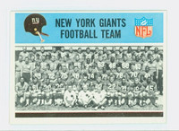 1966 Philadelphia 118 Giants Team Excellent to Excellent Plus