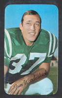 1970 Topps Football Supers 23 Tom Woodeshick Philadelphia Eagles Near-Mint to Mint