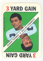 1971 Topps Football Game 15 Duane Thomas Dallas Cowboys Near-Mint