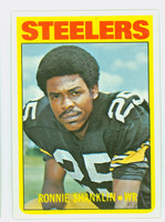 1972 Topps Football 37 Ronnie Shanklin Pittsburgh Steelers Near-Mint