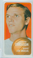 1970 Topps Basketball 38 Keith Erickson Los Angeles Lakers Excellent to Excellent Plus