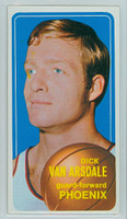 1970 Topps Basketball 45 Dick Van Arsdale Pheonix Suns Near-Mint Plus