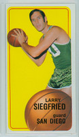 1970 Topps Basketball 88 Larry Siegfried San Diego Rockets Excellent to Excellent Plus
