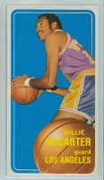 1970 Topps Basketball 141 Willie McCarter Los Angeles Lakers Near-Mint Plus