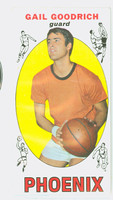1969 Topps Basketball 2 Gail Goodrich ROOKIE Pheonix Suns Near-Mint