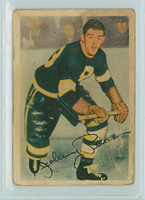 1953-54 Parkhurst Hockey 88 Johnny Pierson Boston Bruins Very Good