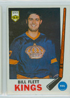 1969-70 Topps Hockey 102 Bill Flett Los Angeles Kings Excellent to Mint