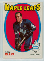 1971-72 OPC Hockey 113 Ron Ellis Toronto Maple Leafs Excellent to Mint