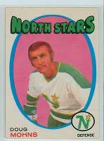 1971-72 OPC Hockey 242 Doug Mohns Minnesota North Stars Excellent to Mint