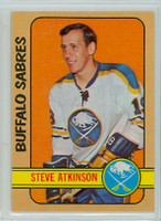 1972-73 OPC Hockey 40 Steve Atkinson Buffalo Sabres Near-Mint