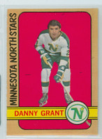 1972-73 OPC Hockey 57 Danny Grant Minnesota North Stars Near-Mint