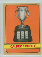 1972-73 OPC Hockey 134 Calder Trophy Excellent to Mint