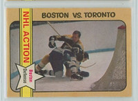 1972-73 OPC Hockey 135 Dallas Smith IA Boston Bruins Near-Mint