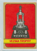 1972-73 OPC Hockey 155 Vezina Trophy Excellent to Mint
