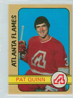 1972-73 OPC Hockey 183 Pat Quinn Atlanta Flames Near-Mint