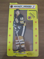 1975 Stand Up Hockey Jean Ratelle Boston Bruins Near-Mint to Mint