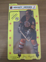 1975 Stand Up Hockey Gregg Sheppard Boston Bruins Near-Mint to Mint
