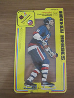 1975 Stand Up Hockey Billy Harris New York Islanders Near-Mint to Mint