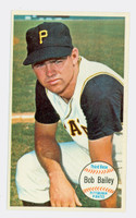1964 Topps Giants 4 Bob Bailey Pittsburgh Pirates Excellent to Mint