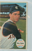 1964 Topps Giants 9 Rocky Colavito Kansas City Athletics Excellent