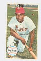 1964 Topps Giants 14 Tony Gonzalez Philadelphia Phillies Excellent