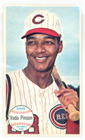 1964 Topps Giants 56 Vada Pinson Cincinnati Reds Near-Mint