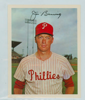 1967 Dexter Press 1 Jim Bunning Chicago Cubs Excellent to Mint