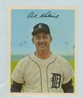 1967 Dexter Press 4 Al Kaline Detroit Tigers Excellent