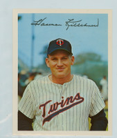 1967 Dexter Press 5 Harmon Killebrew Minnesota Twins Excellent