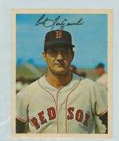 1967 Dexter Press 12 Carl Yastrzemski Very Good