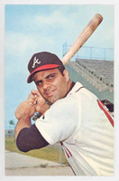 1968 Dexter Press 24 Joe Torre Atlanta Braves Near-Mint Plus