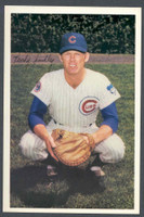 1969 Cubs Jewel Food 8 Randy Hundley Chicago Cubs Near-Mint to Mint