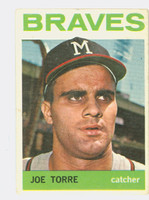 1964 Topps Baseball 70 Joe Torre Milwaukee Braves Good to Very Good