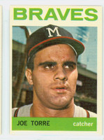 1964 Topps Baseball 70 Joe Torre Milwaukee Braves Excellent