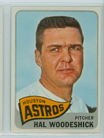 1965 Topps Baseball 179 Hal Woodeshick Houston Astros Excellent to Mint