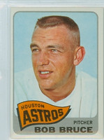 1965 Topps Baseball 240 Bob Bruce Houston Astros Excellent to Mint