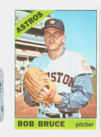 1966 Topps Baseball 64 Bob Bruce Houston Astros Near-Mint